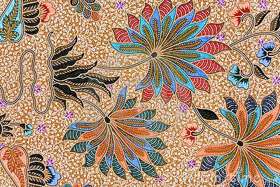 batik-indonésien
