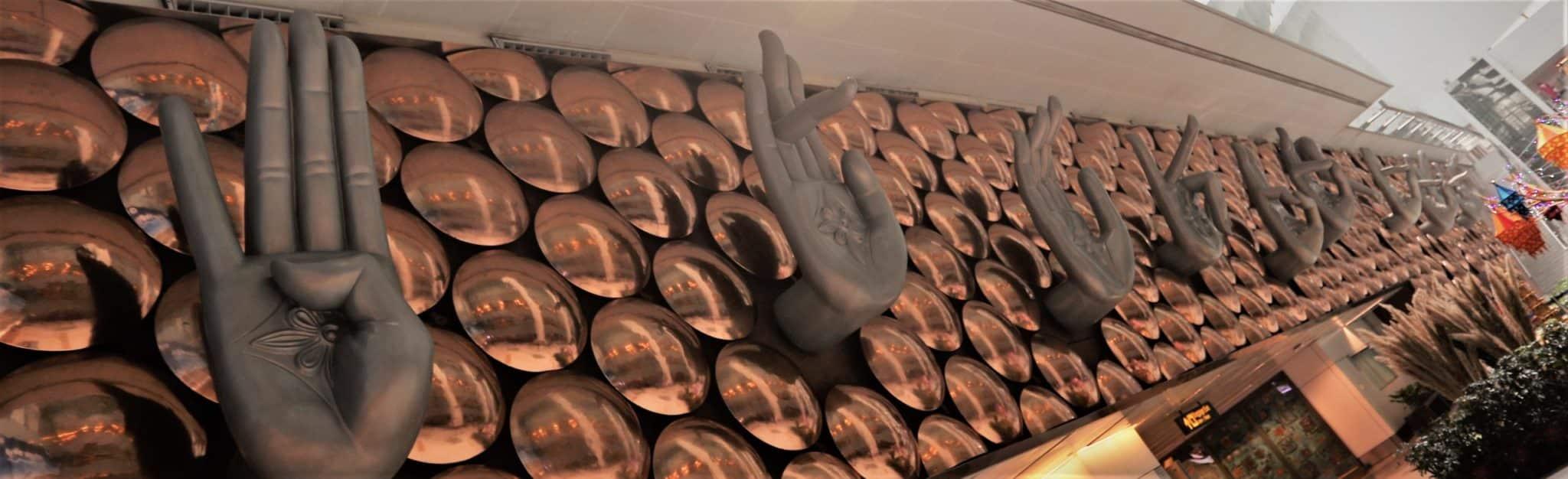 Mudra Geste des mains Protection Coeur Yoga mudra Mes Indes Galantes