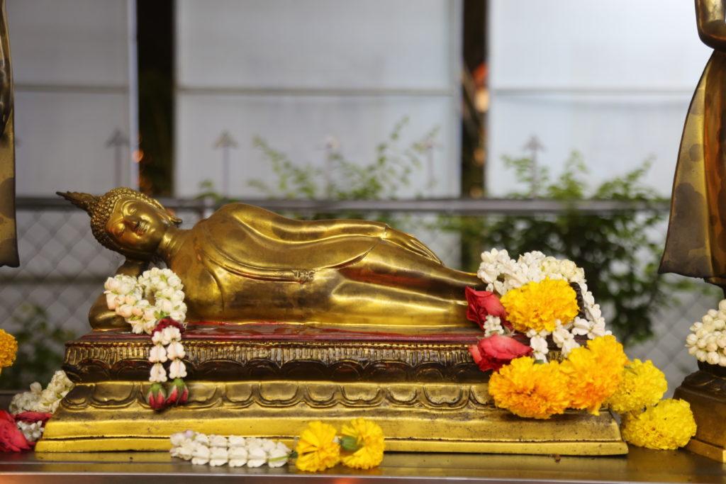 Bouddha de la semaine Bouddha thaïs Bouddha mardi Mes Indes Galantes