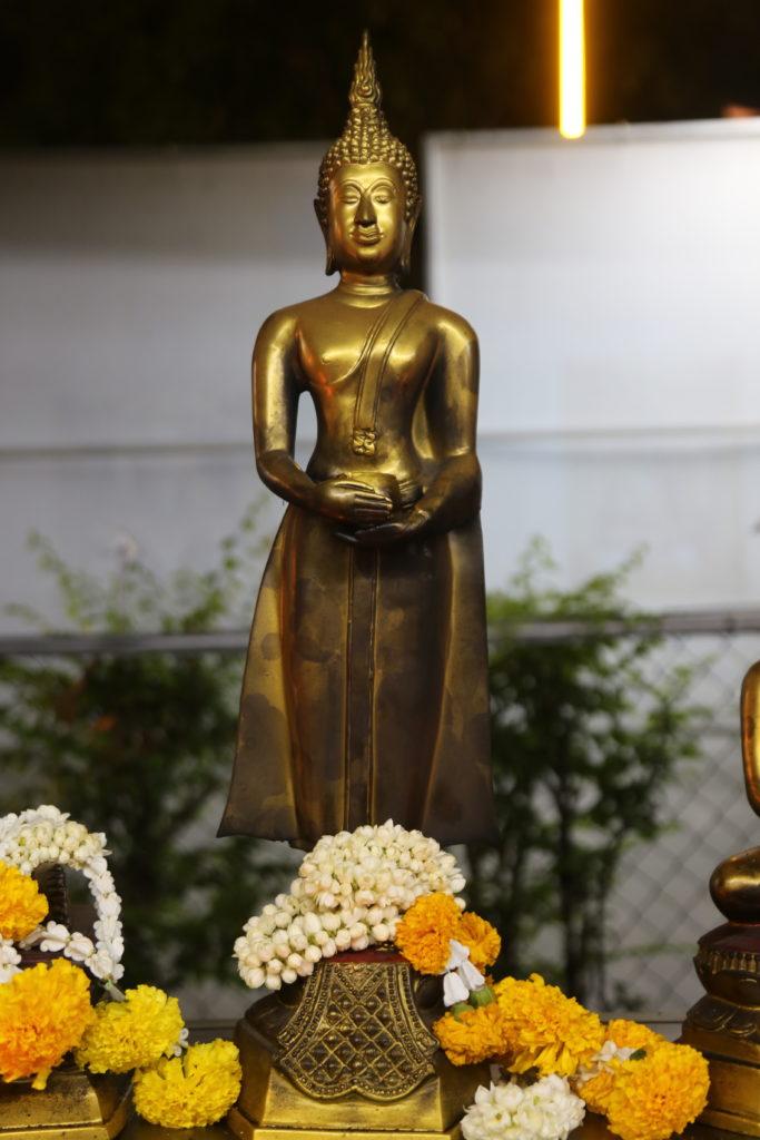 Bouddha de la semaine Bouddha thaïs Bouddha mercredi Mes Indes Galantes