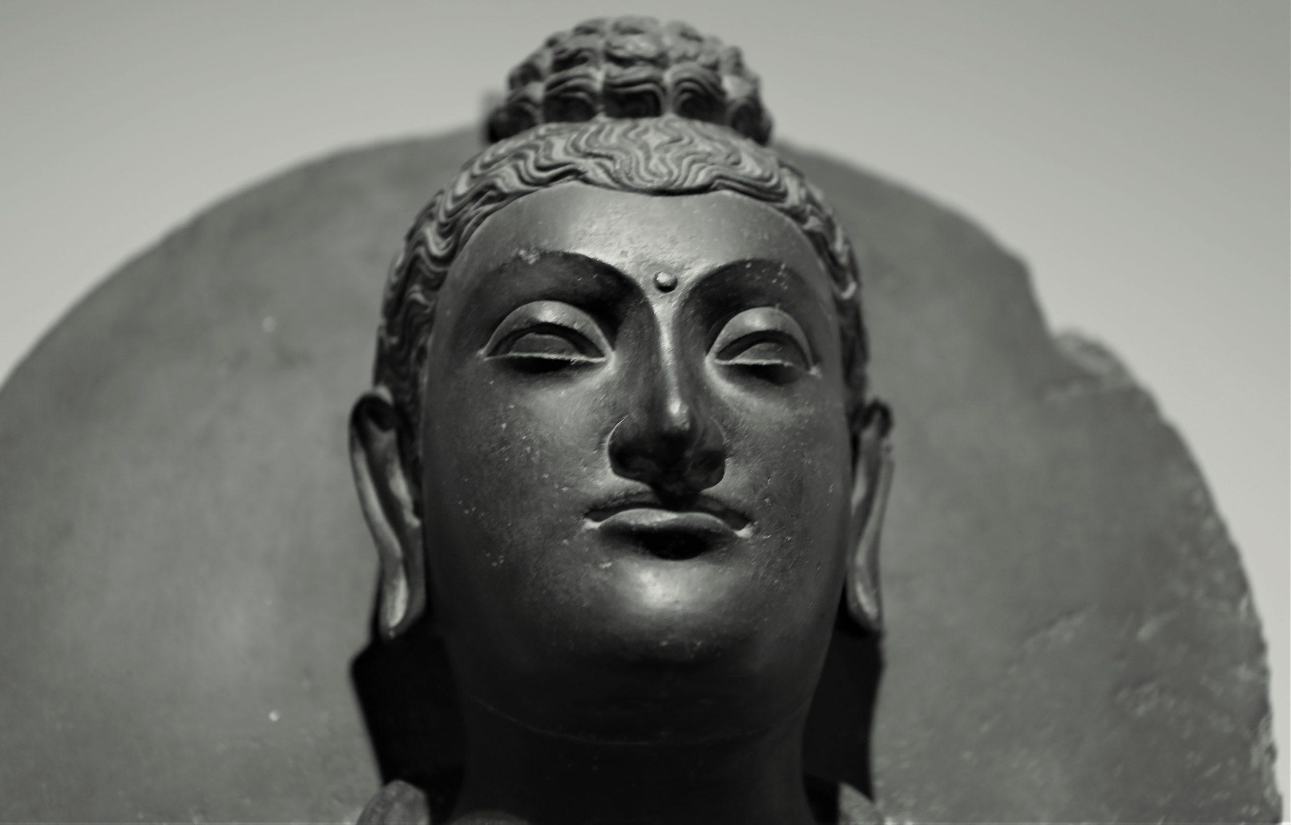 bouddha musée DELHI