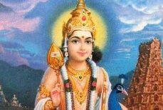 Skanda Fils de Shiva