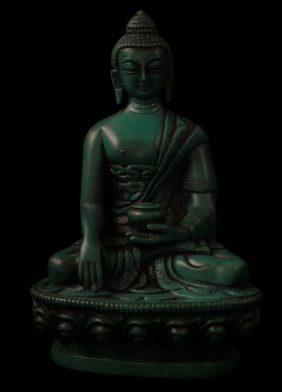 statue Bouddha de médecine pas cher achat paris mes indes galantes