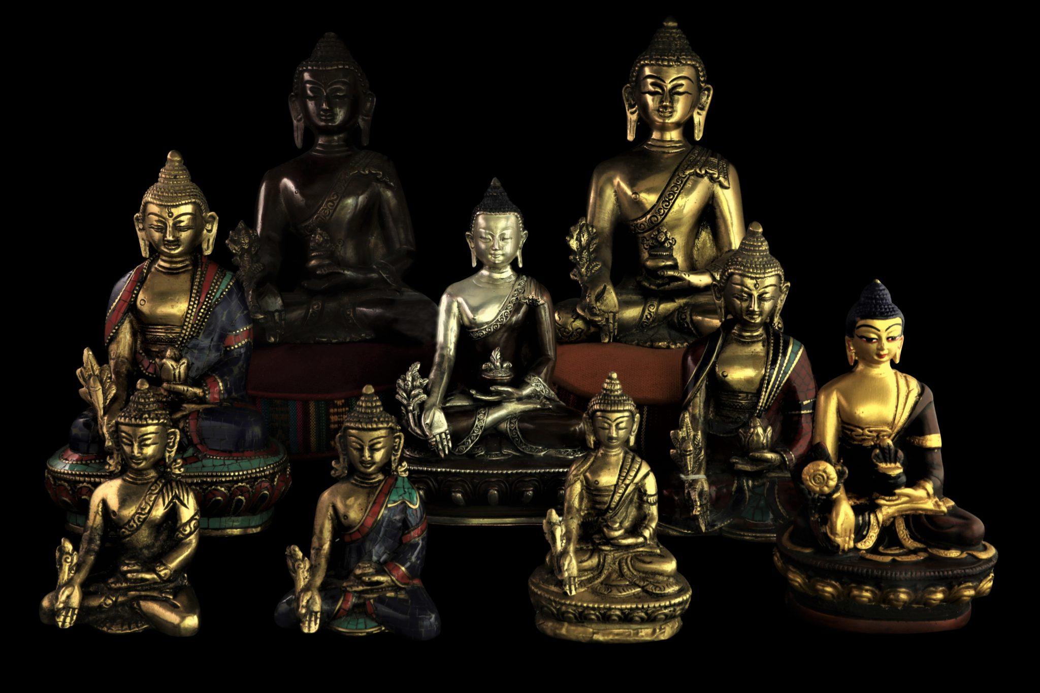 statue bouddha médecine achat paris MES INDES GALANTES