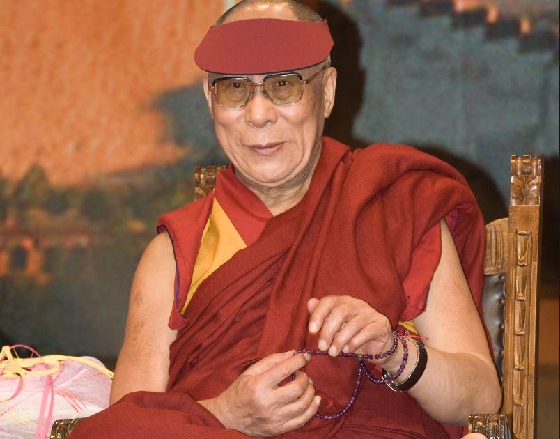dalai lama mala améthyste
