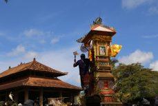 La crémation – Ngaben en Balinais