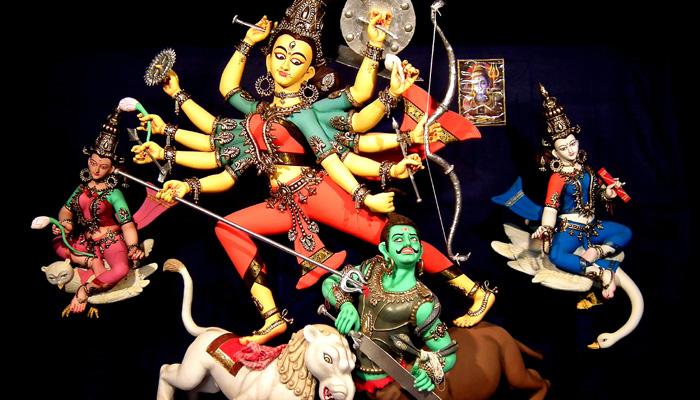 Durga - Mes Indes Galantes Blog