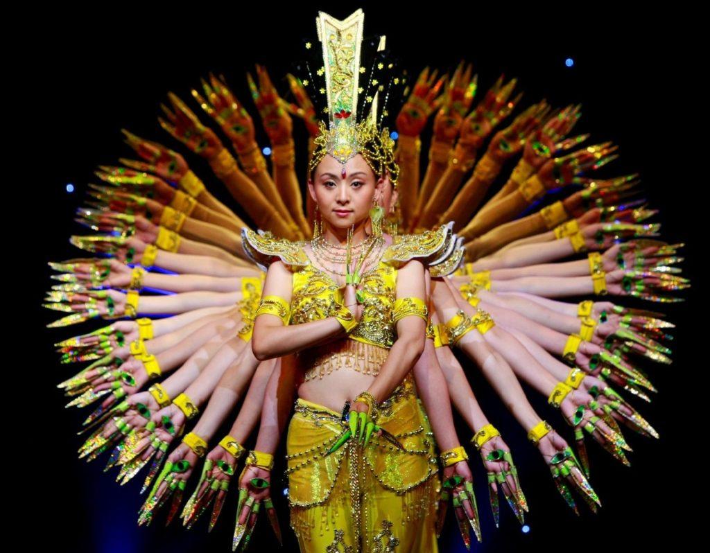 Ekadasamuka Lokeshvara - Mes Indes Galantes Blog
