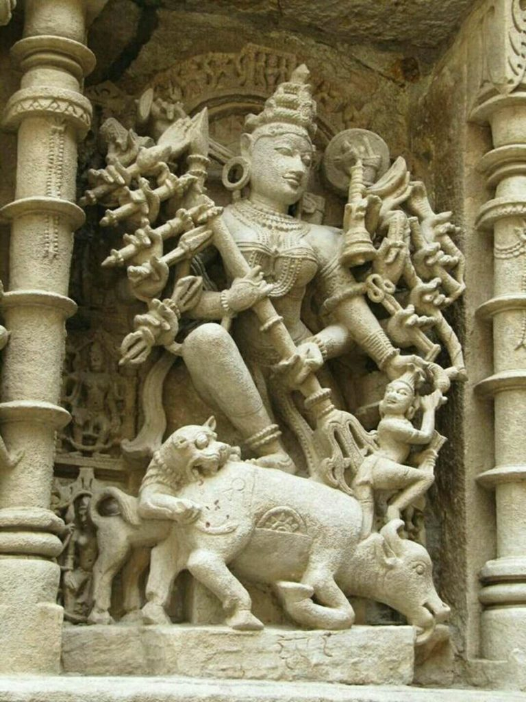 Mahishasura - Mes Indes Galantes Blog