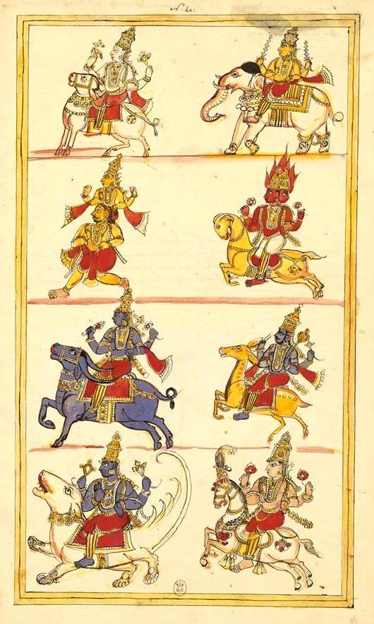 Dikpala - Varuna - Mes Indes Galantes
