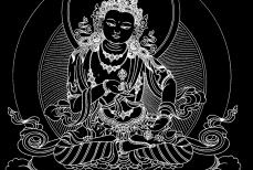 Adibouddha ou Swayambhu