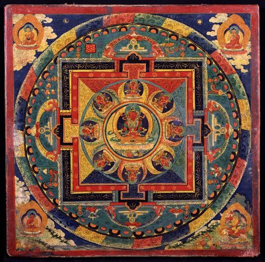 Mandala Amitabha
