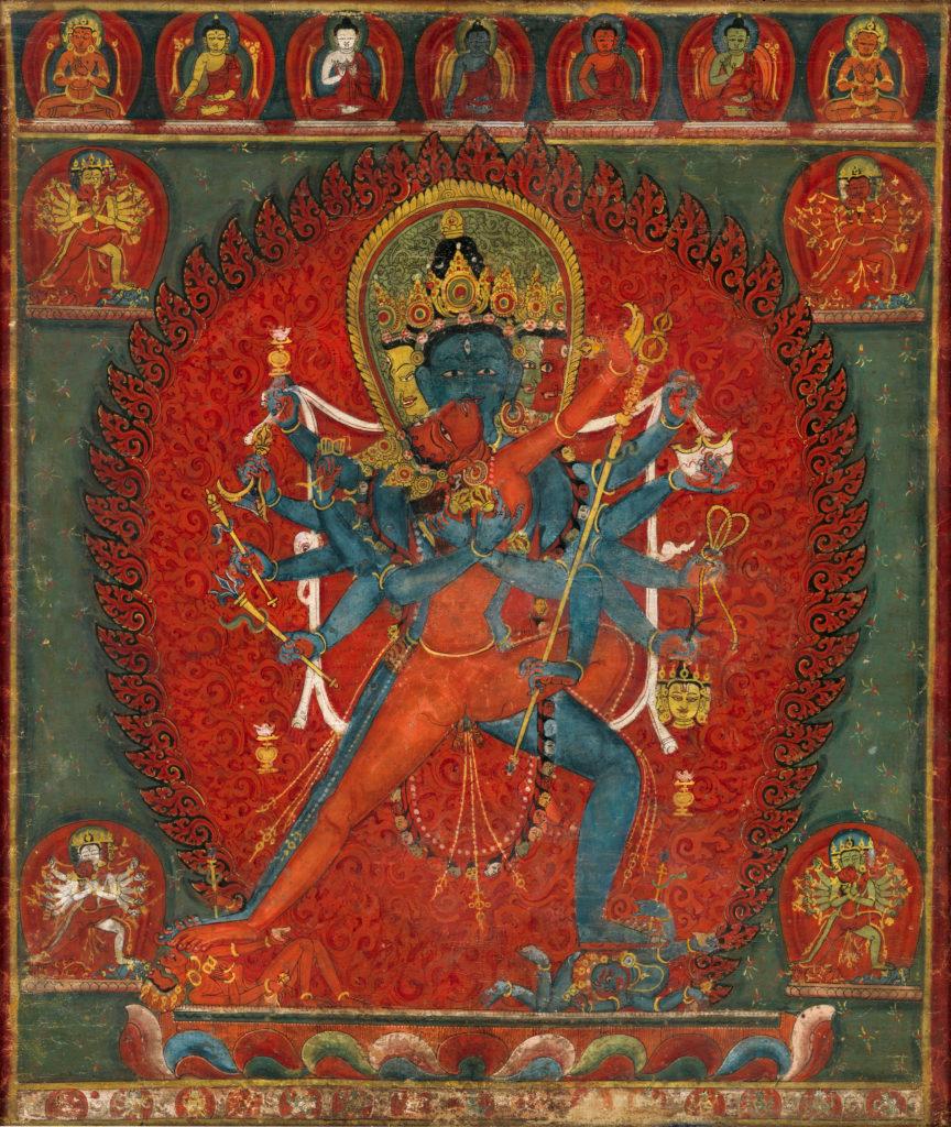 Blog Mes Indes Galantes - Mahasamber  - Chakrasamvara