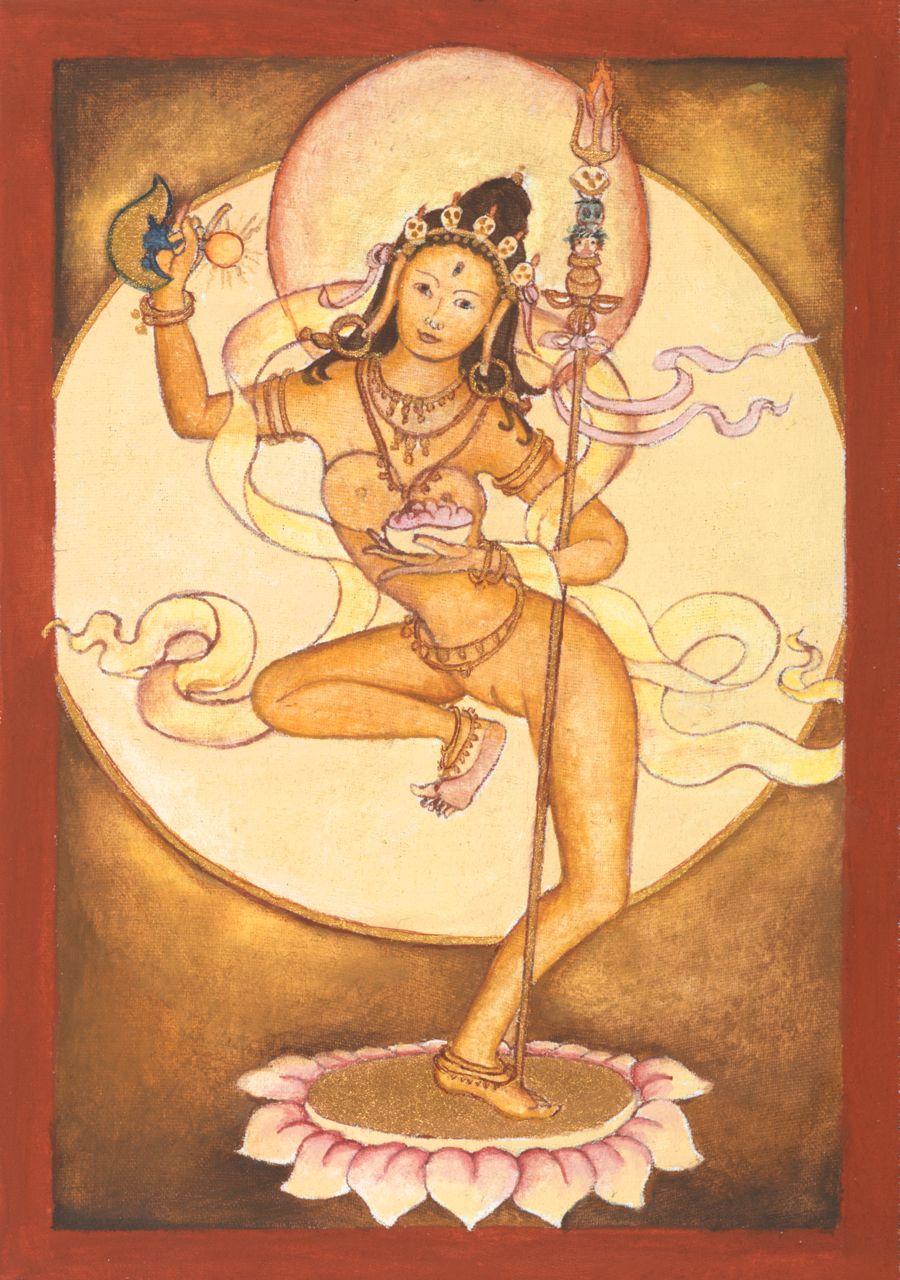 Dakini - Mes Indes Galantes Blog - Tibet - Sexualité