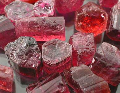 Tourmaline rose - Mes Indes Galantes Blog - Propriétés