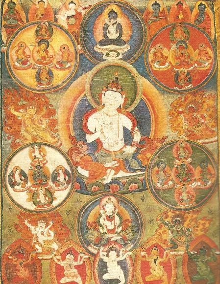 adibouddha - bouddha-primordial