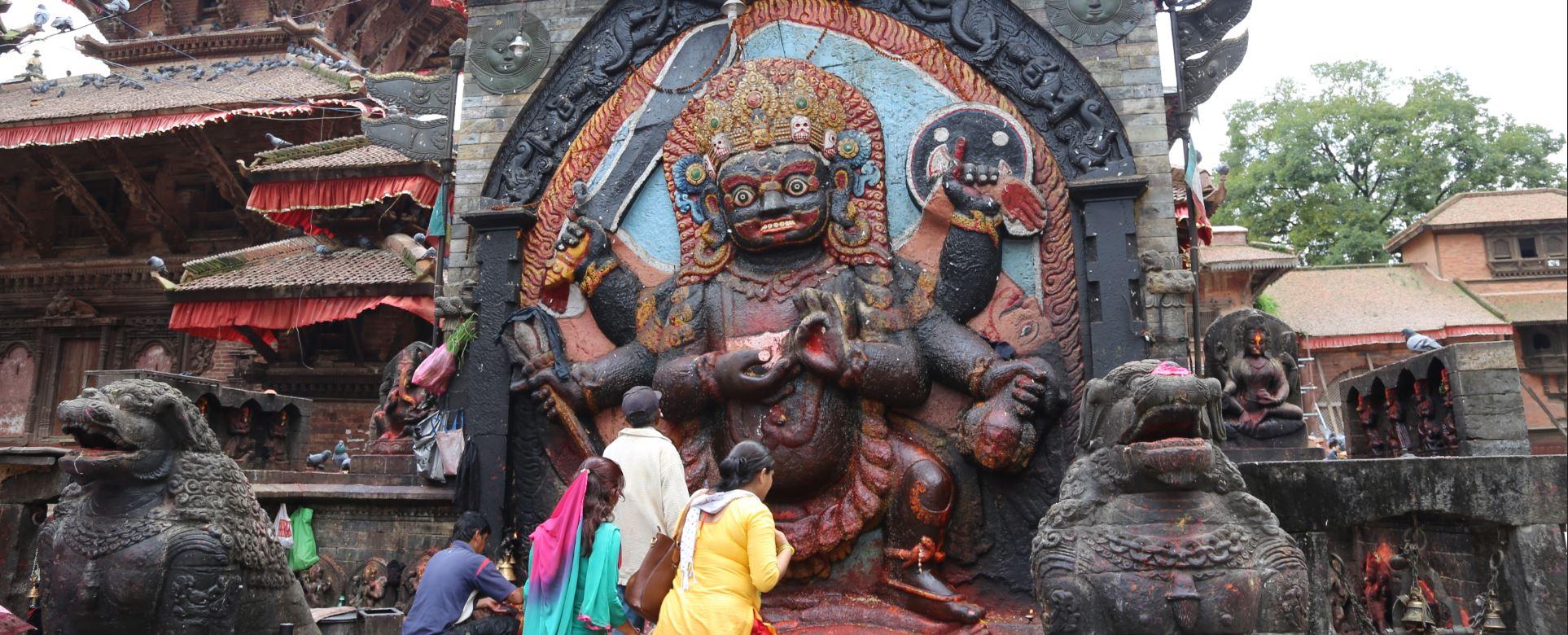 Kâlabhairava dieu