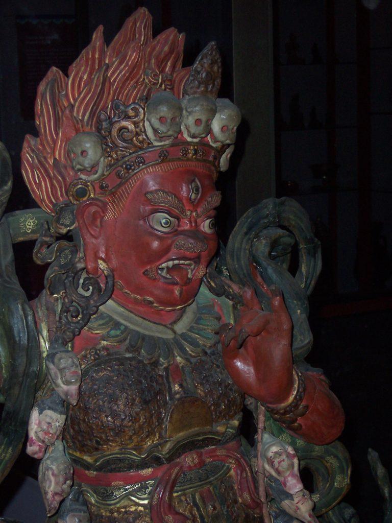 Dharmapalas - Mes Indes Galantes Blog