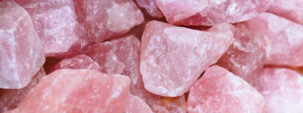 Quartz rose - Mes Indes Galantes blog - Lithothérapie