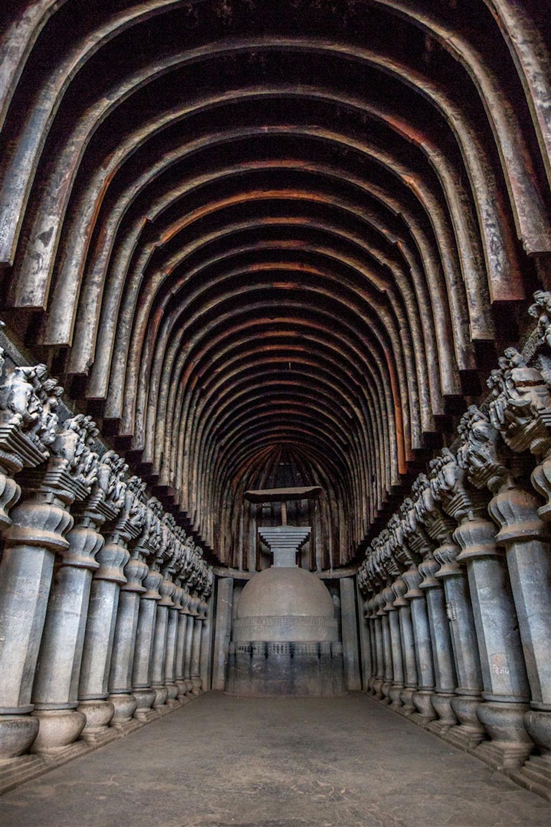 Stupa - Chaitya - Inde