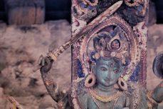 Manjusri,le Bodhisattva de la grande sagesse