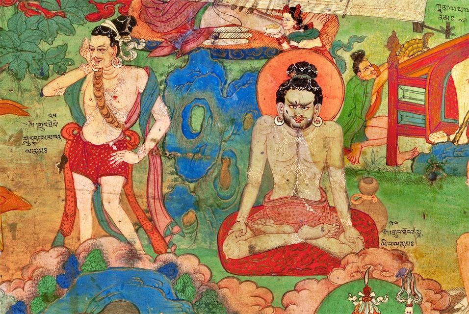 Mahasiddhas - Mes Indes Galantes Blog