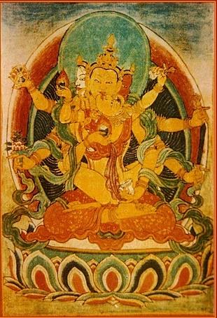 Jina Ratnasambhava