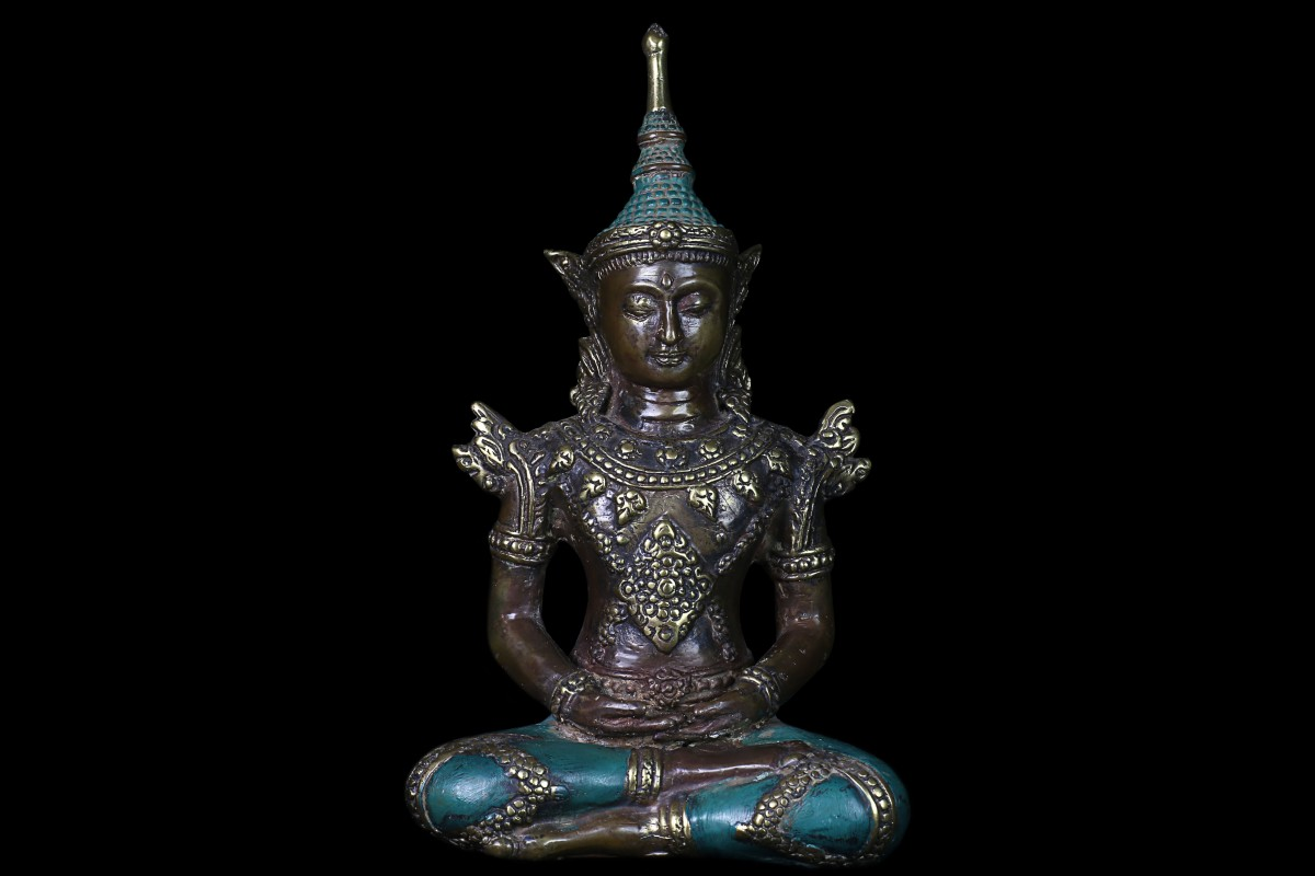 Maitreya - Bouddha du futur - Mes Indes Galantes - Statues