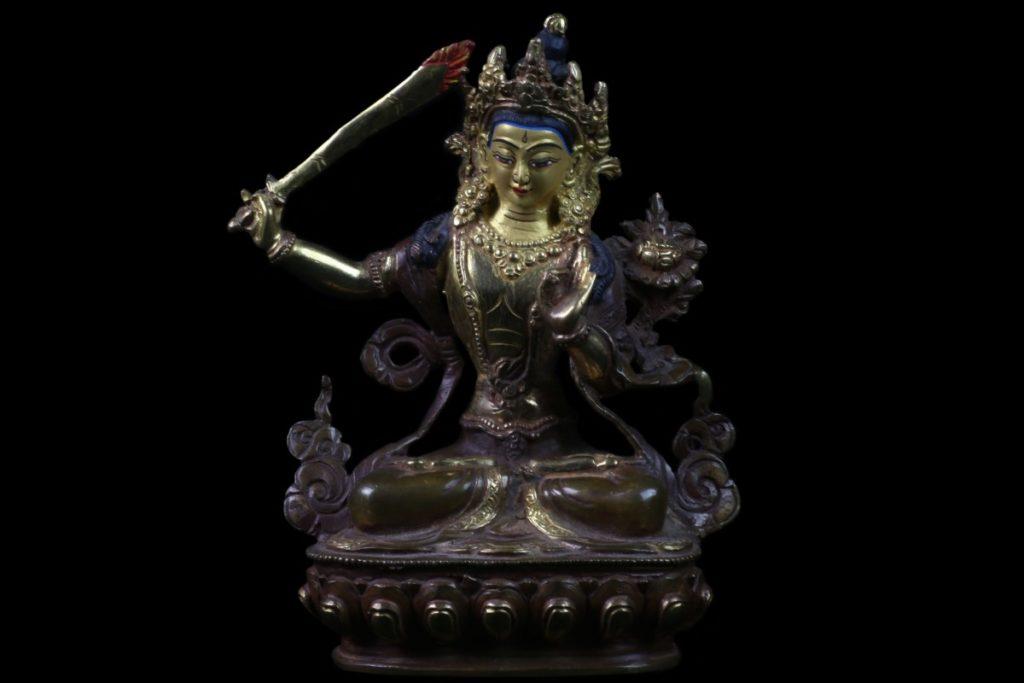 Khanda - Manjusri - Mes Indes Galantes