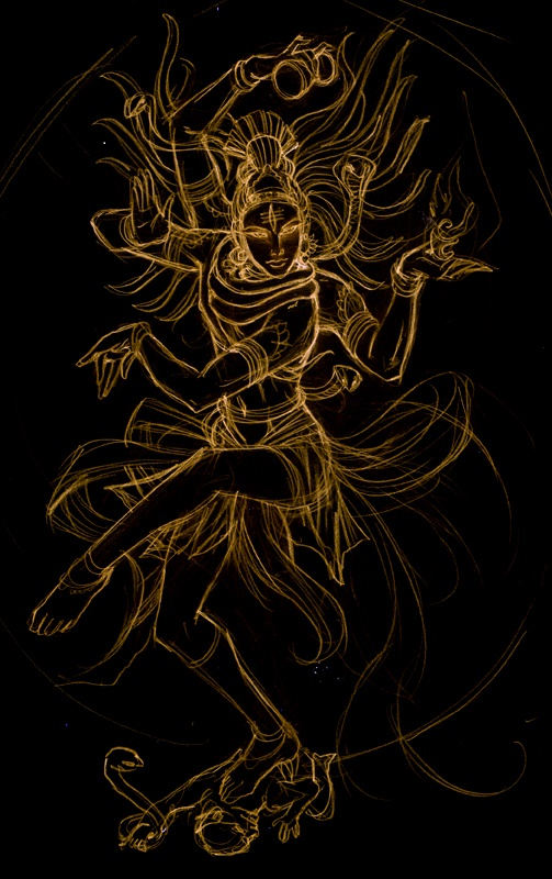 Shiva - Flamme