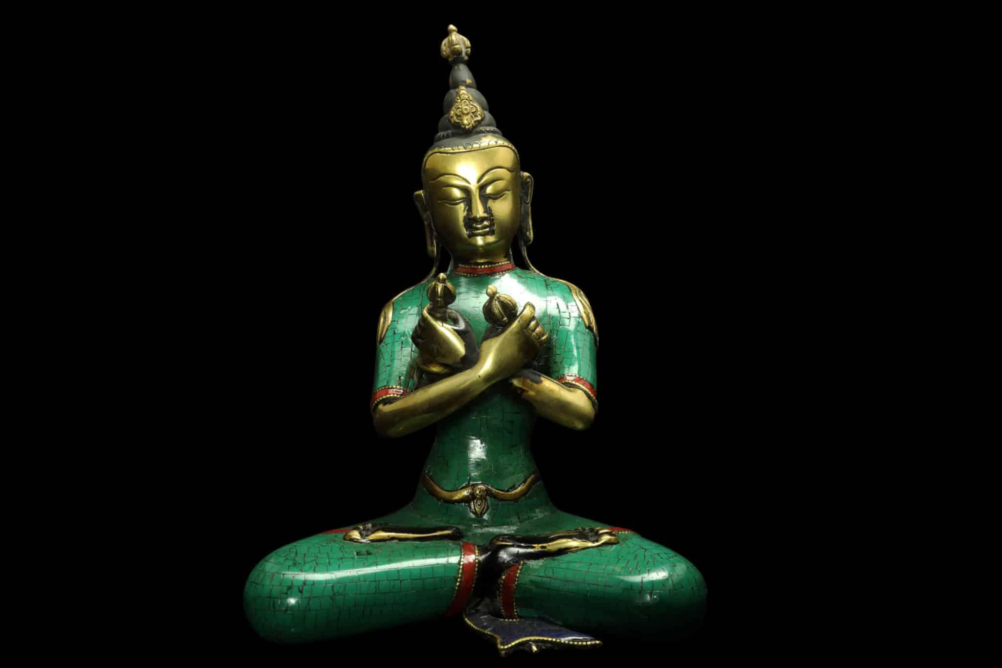 Statue Vajradhara  Mes indes galantes PARIS