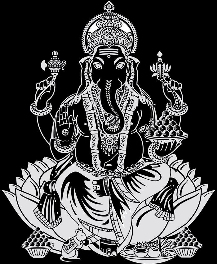 Ankusha - Aiguillon Pour  U00e9l U00e9phant - Symbole - Objet Rituel