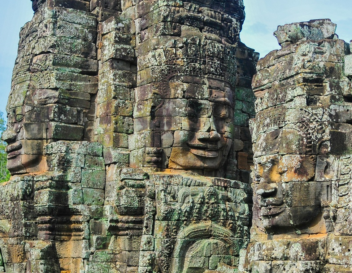 Angkor Cambodge Mes Indes Galantes