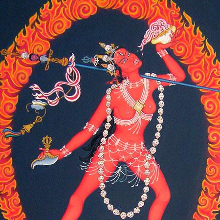 vajrayogini-tantrisme
