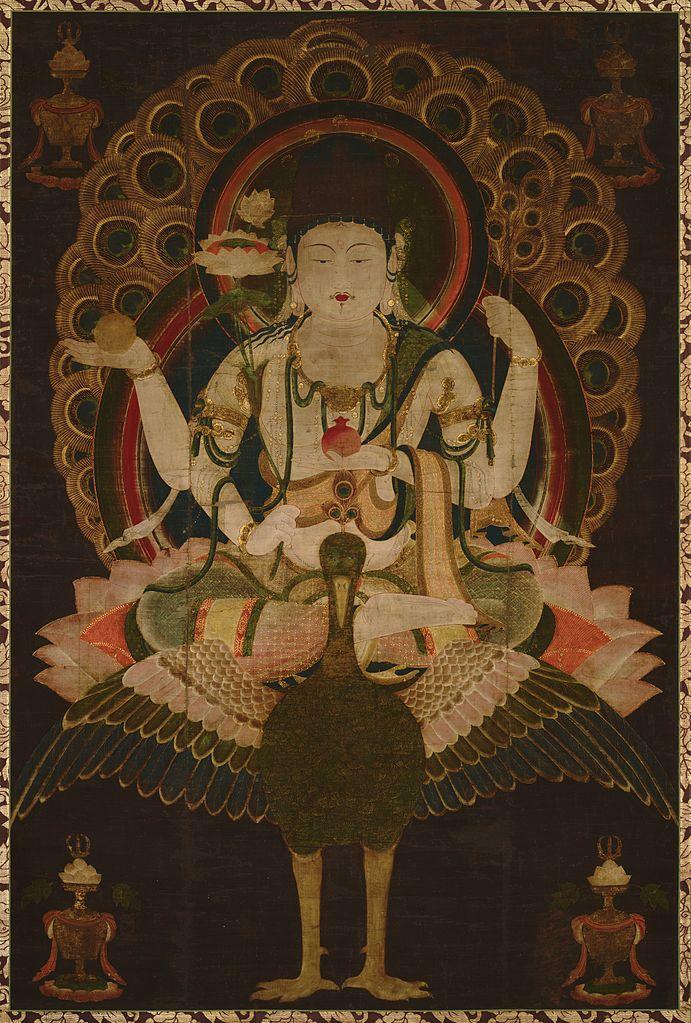 Akashagarbha - Bodhisattva