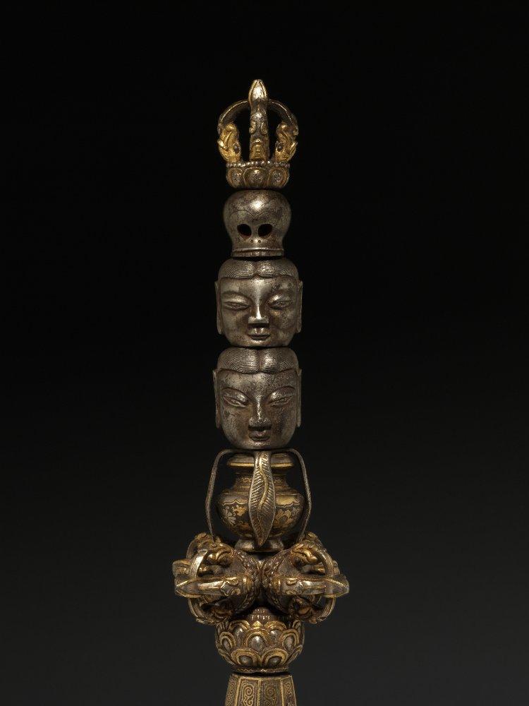 Khatvanga British muséum