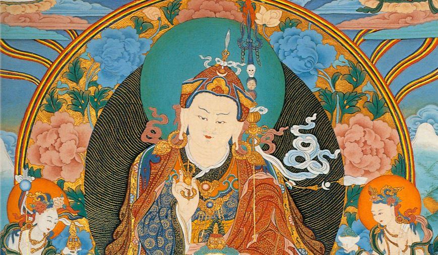 Khatvanga guru ripoche