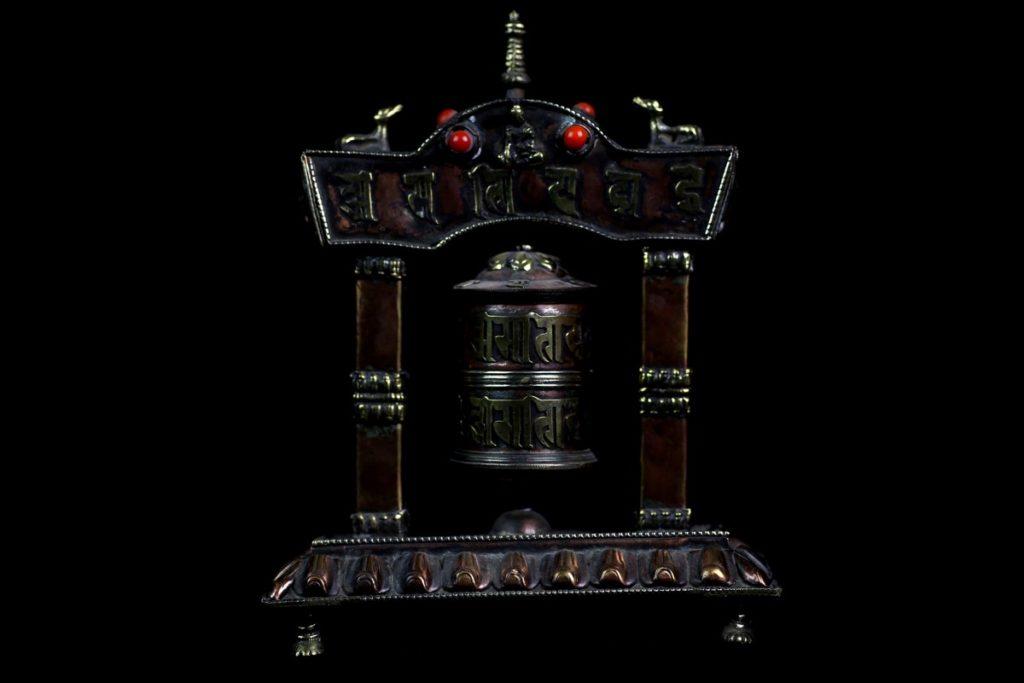 Moulin à prière - Mes Indes Galantes