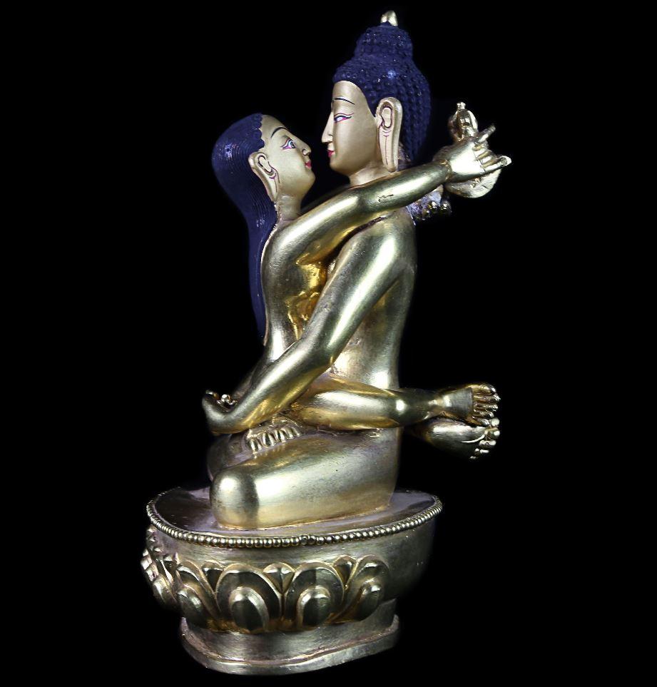 statue samantabadra achat paris Mes Indes Galantes