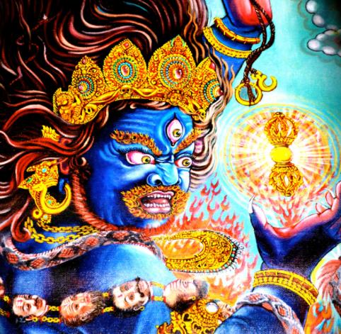 Vrajapani Vajrasattva Vajrayana Bouddhisme
