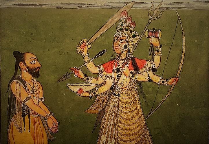 khadga Durga
