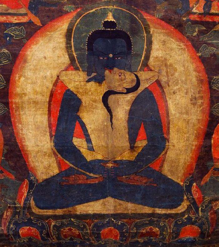 samanthabadra peinture