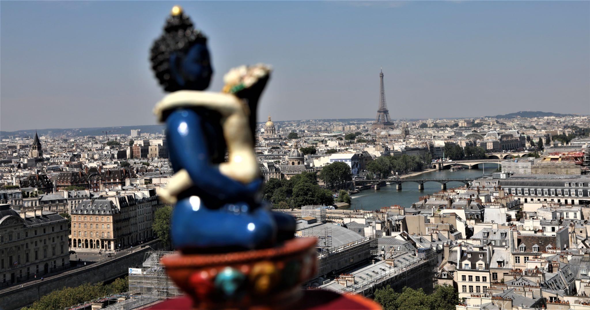 Samantabhadra yab yum achat Paris Mes indes galantes