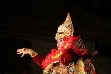 Danse Balinaise BARIS Tunggal