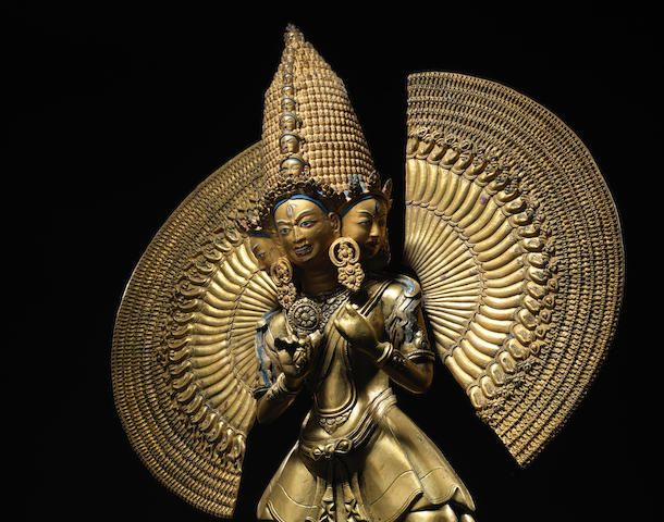 statue sitatapatra