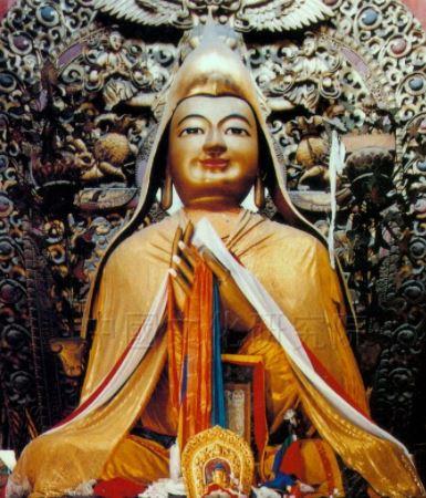 Tsongkhapa - Mes Indes Galantes