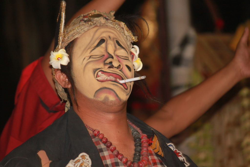 Topeng - Bali - Masque - Mes Indes Galantes