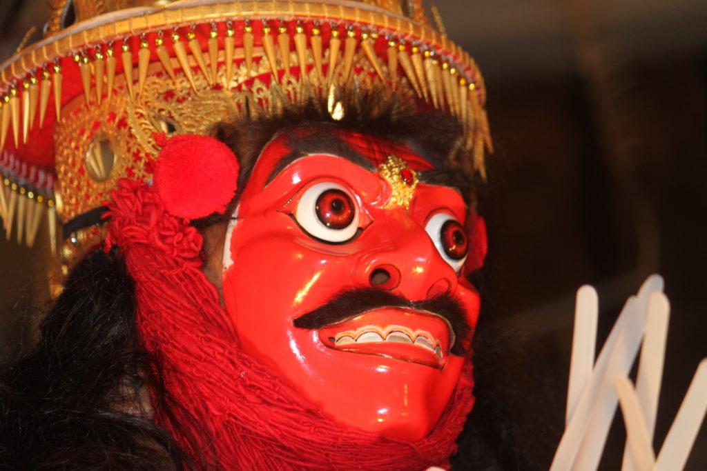 Topeng - Bali - Mes Indes Galantes
