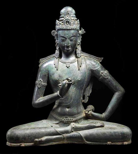 Vajrasattva Bouddhisme Vajrayana Mes Indes Galantes Blog