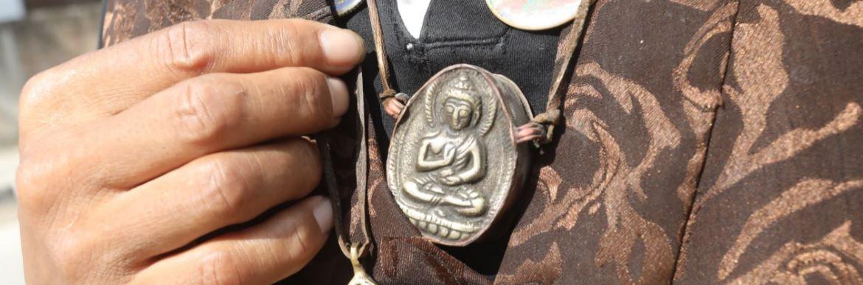 ghau reliquaire tibétain Paris Mes Indes Galantes